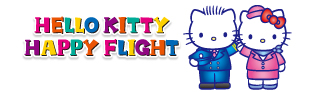HELLO KITTY HAPPY FLIGHT