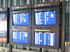 Arrival & Departure Information Monitors