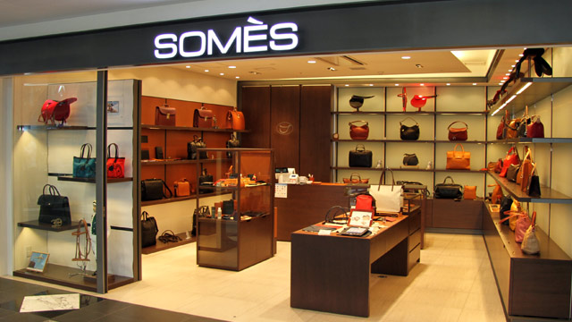 SOMES SADDLE NEW CHITOSE AIRPORT