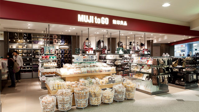 MUJI to Go New Chitose Airport